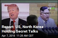 Report: US, North Korea Holding Secret Talks