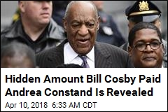 Hidden Amount Bill Cosby Paid Andrea Constand Is Revealed
