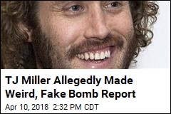 TJ Miller Accused of Making Weird, Fake Bomb Report