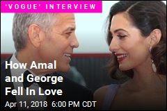How Amal and George Fell In Love
