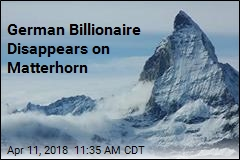 German Billionaire Disappears on Matterhorn