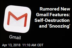 Rumored New Gmail Features: Self-Destruction and 'Snoozing'