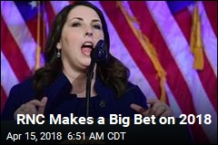 RNC Looks to Spend Big to Avoid Going Home