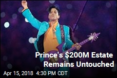 Prince Heirs Have Yet to Receive a Penny