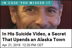In His Suicide Video, a Secret That Upends an Alaska Town