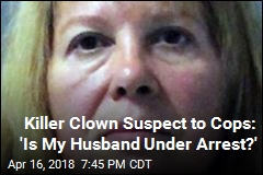 Cops Used DNA to Link Suspect to 'Killer Clown' Case