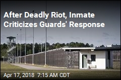 Behind Deadly Prison Riot in SC: a Turf War
