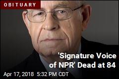 NPR's Carl Kasell Dead at 84