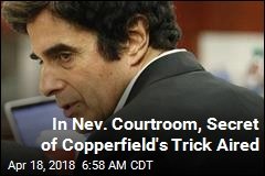 Lawsuit Exposes Some of David Copperfield's Secrets