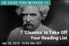 7 'Classics' to Take Off Your Reading List