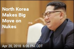 North Korea Makes Big Move on Nukes