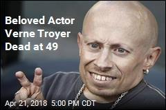 'Mini-Me' Actor Dead at 49