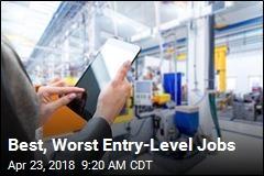 10 Best, Worst First Jobs