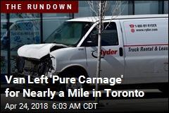 Toronto Suspect to Cop: 'Kill Me'
