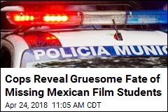 They Were Shooting a Film for Class. Then Came the Cartel