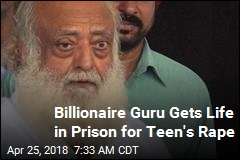 Fears of Violence Follow Billionaire Guru's Rape Conviction
