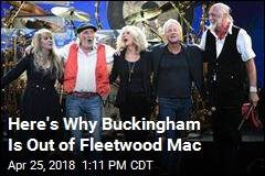 Stevie Nicks Explains Fleetwood Mac's Reshuffling
