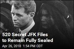 Some Secret JFK Files May Be Hidden Through 2021