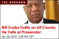 Bill Cosby Is Guilty on All Counts