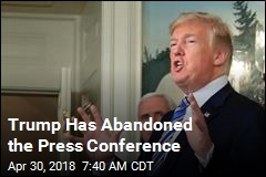 White House Press Conference Is Dying a Quiet Death