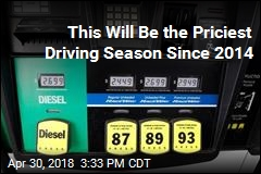 This Will Be the Priciest Driving Season in Years