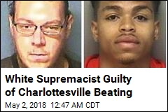 White Supremacist Guilty of Charlottesville Beating
