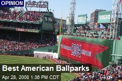 Best American Ballparks