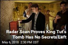 Radar Scan Proves King Tut's Tomb Has no Secrets Left