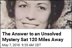 The Answer to an Unsolved Mystery Sat 120 Miles Away