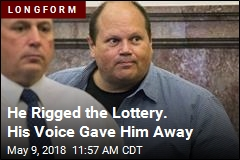 He Rigged the Lottery. His Voice Gave Him Away