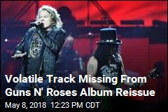 Volatile Track Missing From Guns N' Roses Album Reissue
