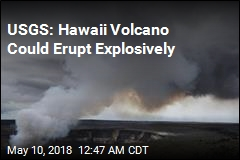 Geologists: Hawaii Volcano Could Spew Boulders