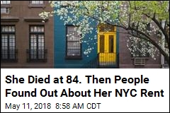 She Died at 84. Then People Found Out About Her NYC Rent