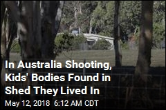 In Australia Shooting, Kids' Bodies Found in Shed They Lived In