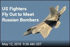 Russian Bombers Get a Little Too Close to Alaska