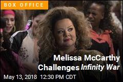 Melissa McCarthy Challenges Infinity War