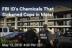 Cleaning Agents Sickened Cops Who Found Body in Motel: FBI