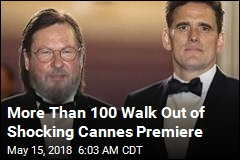 Von Trier's Latest Causes Cannes Walkouts