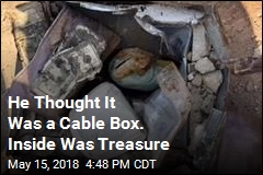 He Thought It Was a Cable Box. Inside Was Treasure