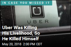 Uber Was Killing His Livelihood, So He Killed Himself