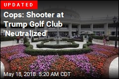 Person Arrested After Shots Fired at Trump Golf Club