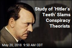 Study Draws 'Final' Conclusion on Hitler's Death