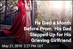 Her Boyfriend Died a Month Before Prom. His Dad Stepped Up