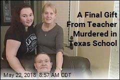 A Final Gift From Teacher Murdered in Texas School