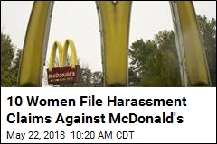 McDonald's Workers File Sex Harassment Claims