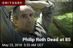 Philip Roth Dead at 85