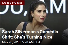 Sarah Silverman's Potent New Weapon: Empathy