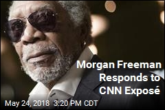 Morgan Freeman Responds to CNN Exposé
