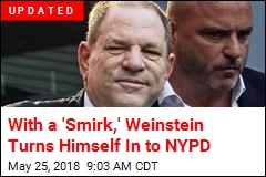 Harvey Weinstein Turns Himself In to NYPD