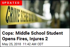 At Least 2 Injured in Indiana Middle School Shooting